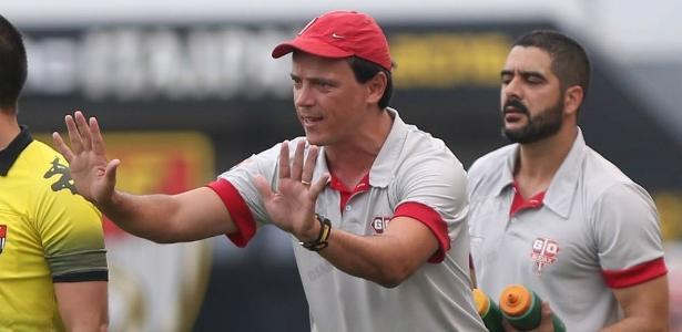Fernando Diniz levou o time do Audax ao vice-paulista de 2016
