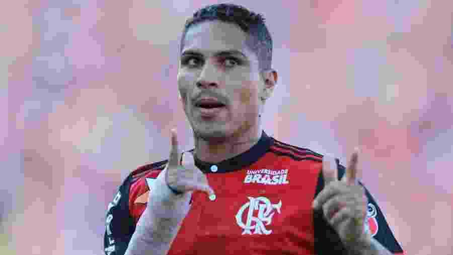 Guerrero foi flagrado no exame antidoping em jogo entre Peru e Argentina - Daniel Castelo Branco/Agência O Dia/Estadão Conteúdo
