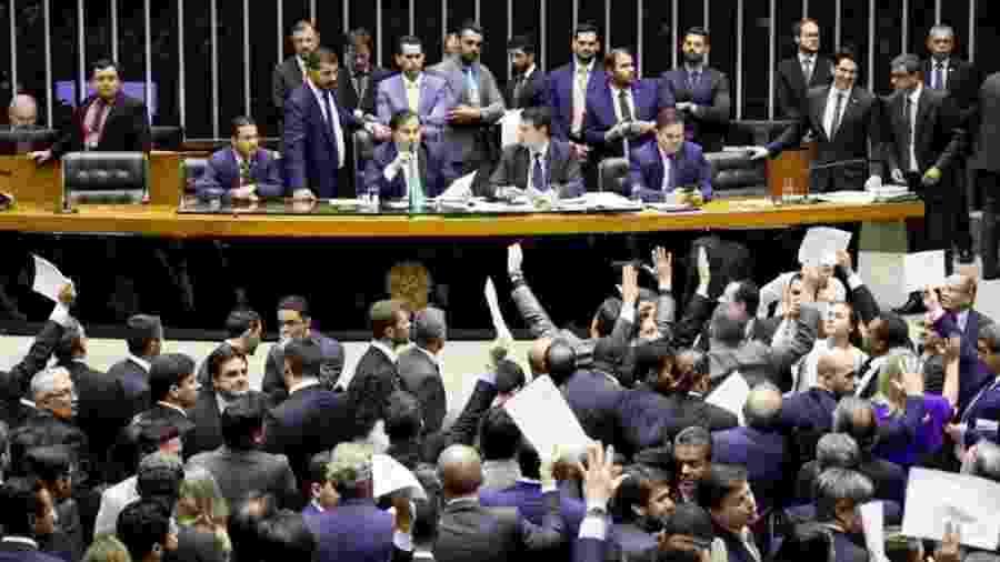 Câmara votou ontem projeto define crimes de abuso de autoridade  - Divulgação