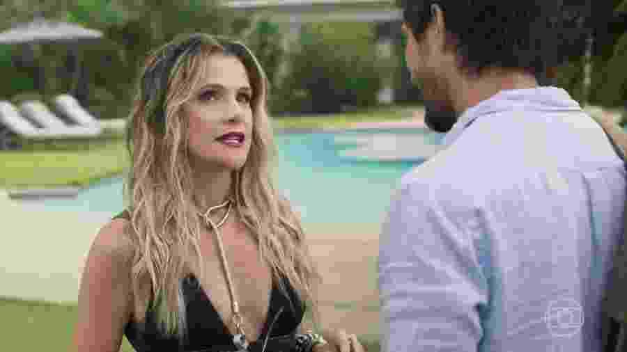 """Marcos decide se afastar de Silvana Nolasco: """"Você é uma irresponsável e egoísta"""" - false"""
