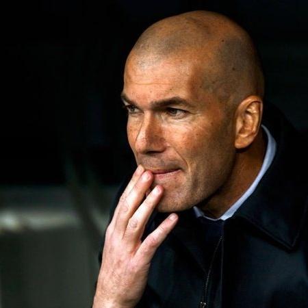 Zidane não consegue fazer o Real Madrid engrenar - GettyImages
