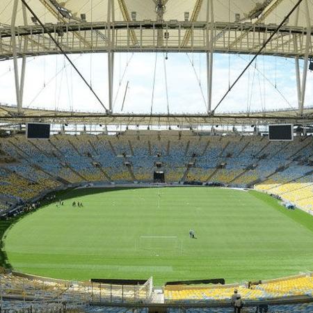 Maracanã, onde Flamengo e Fluminense atuam - Secretaria de Cultura do RJ