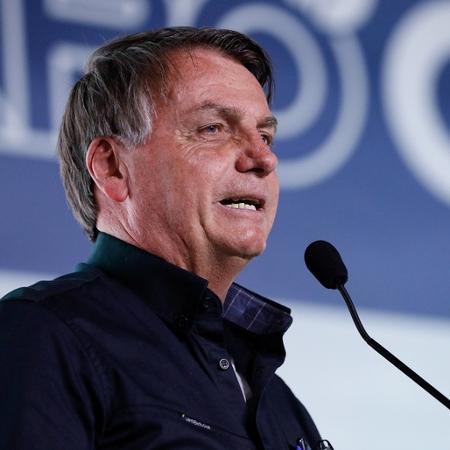 Bolsonaro - Reprodução/ Palácio do Planalto