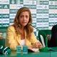 Leila Pereira admite que pode se candidatar à presidência do Palmeiras