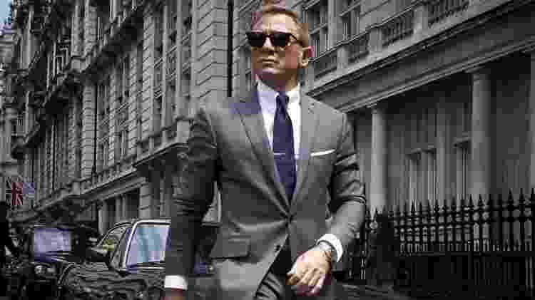 Carro clássico retorna em fotos de 007: Sem Tempo para Morrer -  -