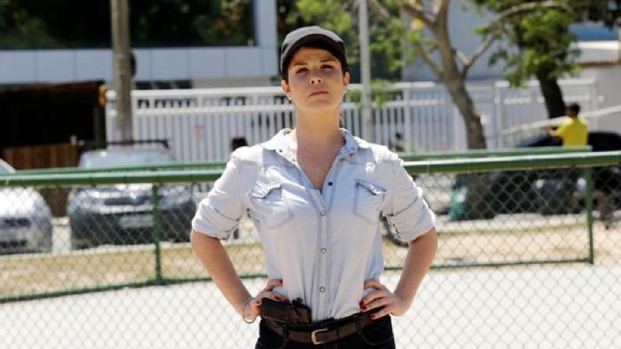 Samara Felippo como Natália em Apocalipse (Divulgação / Record TV) - Reprodução / Internet