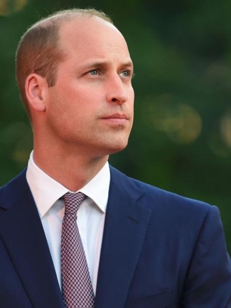 Príncipe William - Reprodução / Internet
