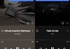 YouTube Music permite alternar rapidamente entre música e videoclipe