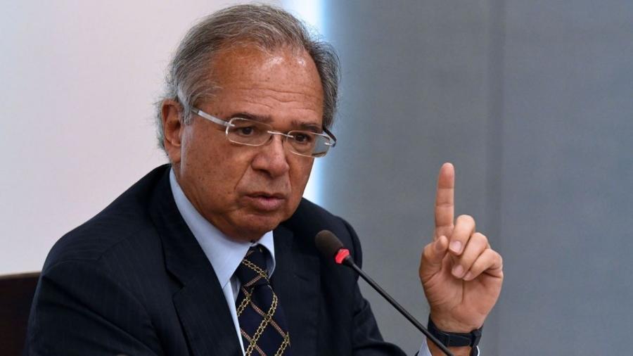 Paulo Guedes, Ministro da Economia                              -                                 EDU ANDRADE/Ascom/ME