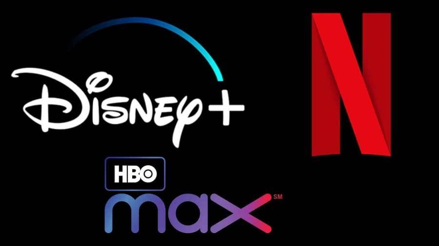Cresce disputa entre Netflix, Prime Video, Disney+, Globoplay e HBO Max - Reprodução / Internet