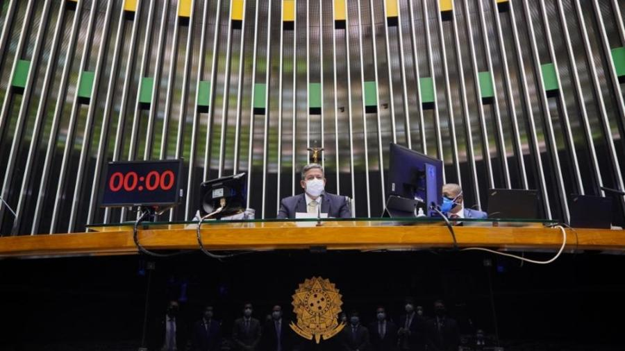 O Presidente da Câmara, deputado Arthur Lira (PP-AL)  - Pablo Valadares/Câmara dos Deputados