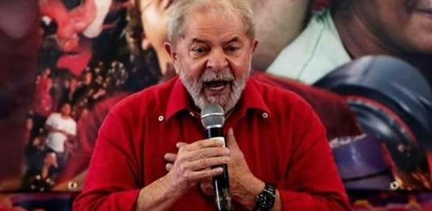 Lula deu início a uma caravana de 5 dias pelos Estados do Espírito Santo e do Rio