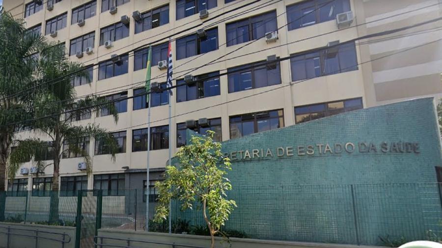 """MP de Contas de SP vê compra irregular de """"face shields"""" pela Secretaria de Saúde - Google Street View"""
