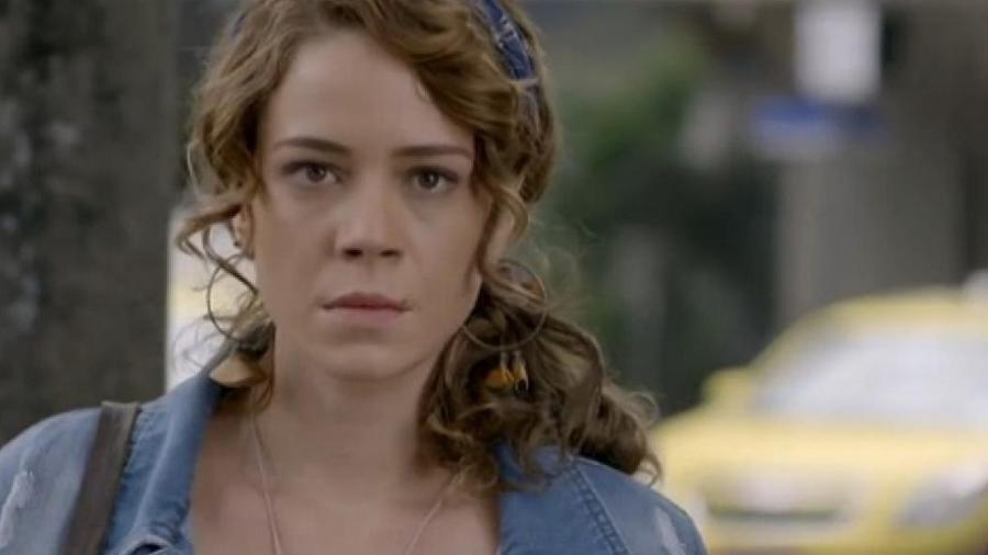 Leandra Leal como Cristina em Império (Reprodução / Globo) - Reprodução / Internet
