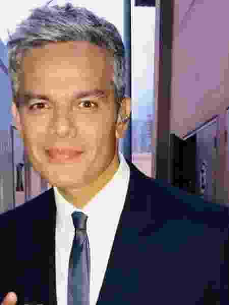 Otaviano Costa é um nome que a Record estuda para um dos seus realities shows - Otaviano Costa (Reprodução/Instagram)