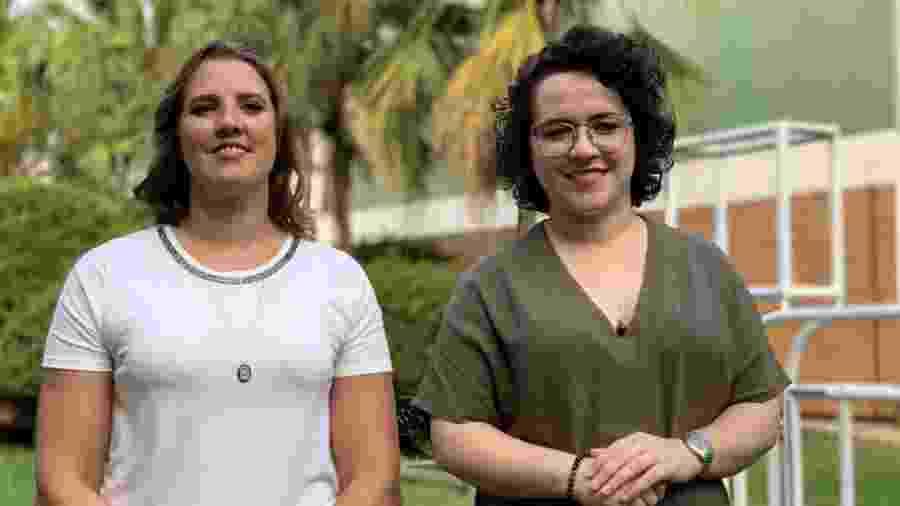 Thais Picarte e Natália Lara (Divulgação: TV Cultura) - Thais Picarte e Natália Lara (Divulgação: TV Cultura)