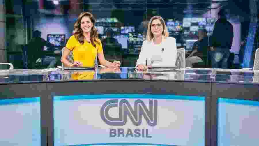 CNN Brasil terá Monalisa Perrone e Daniela Lima à frente do Expresso CNN (Divulgação CNN Brasil/Spokesman) - Reprodução / Internet