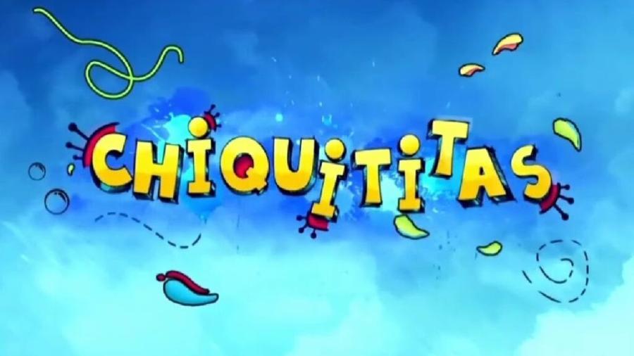 Logo da novela Chiquititas (Reprodução/SBT) - Reprodução / Internet