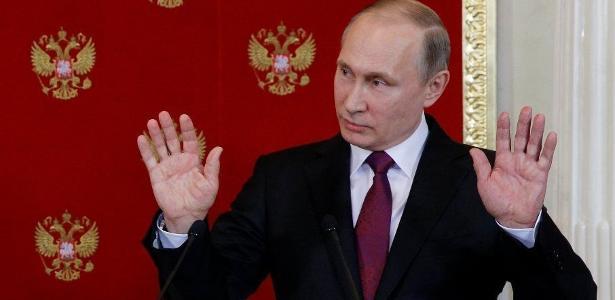 """Para Putin, os agentes que trabalham na clandestinidade são """"pessoas especiais,"""