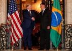 Trump elogia Bolsonaro no dia em que CPI da Covid pede seu indiciamento