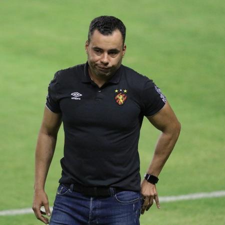 Jair Ventura foi demitido do Sport após sequência negativa -                                 ALEXANDRE GONDIM/JC IMAGEM