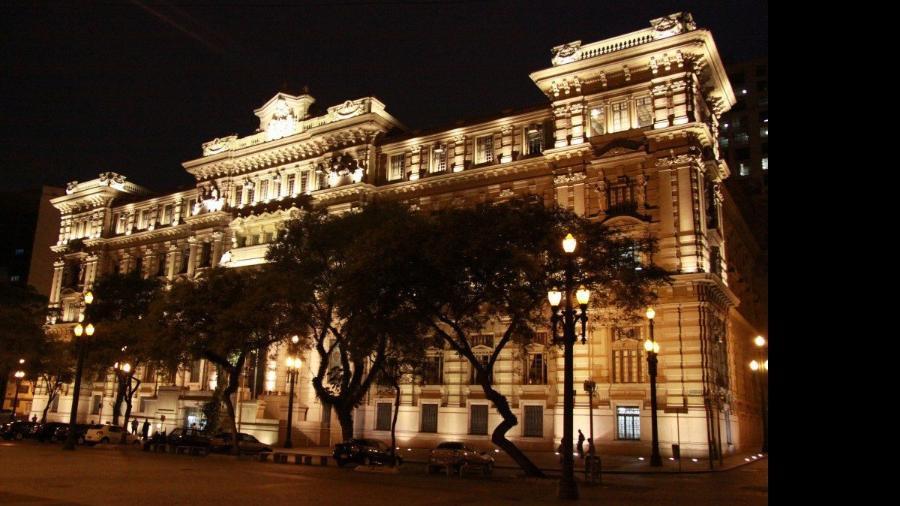 Sede do Tribunal de Justiça de São Paulo -