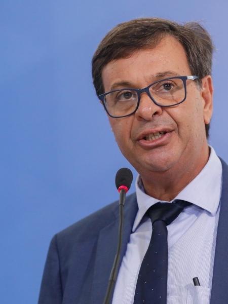 Gilson Machado Neto, ministro do Turismo                              - ISAC NóBREGA/PR