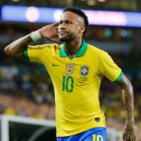 Neymar vai estar em ação com a seleção brasileira nas Eliminatórias - GettyImages