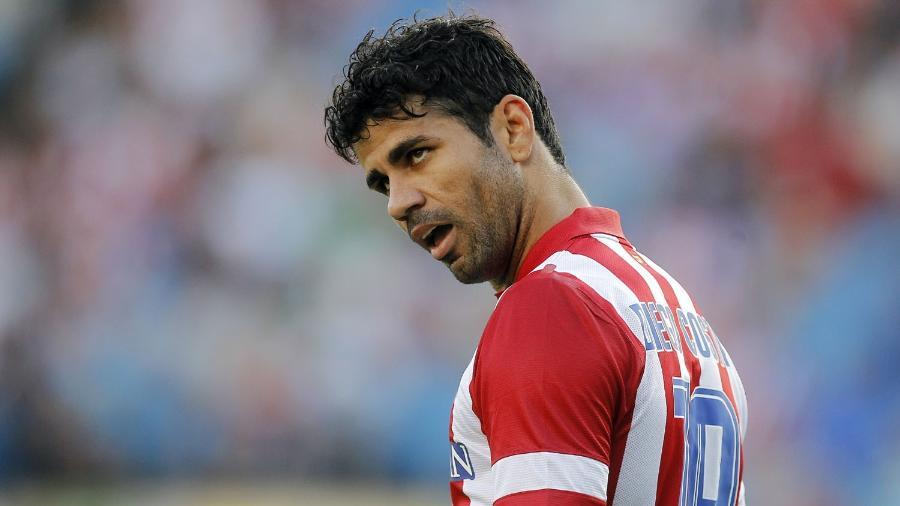 O brasileiro naturalizado espanhol acabou assinando com o Atlético de Madri - AP