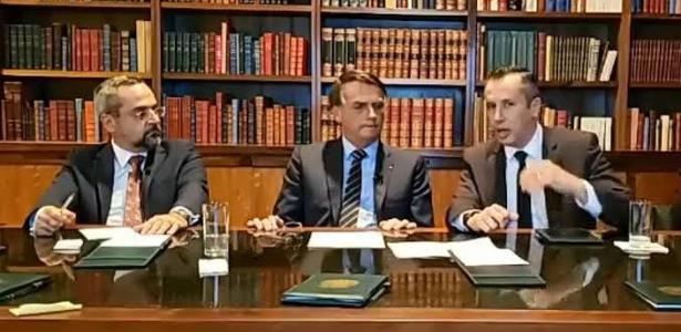 Discurso causa reações | Com Roberto Alvim demitido, Wajngarten e Olavo de Carvalho mantêm-se fortes