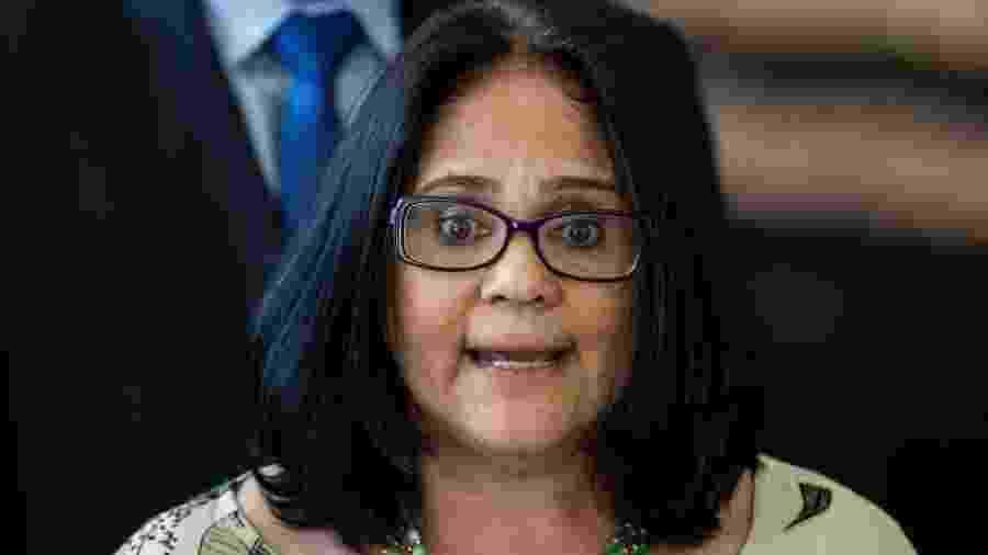 Ministra Damares Alves (Foto: Reprodução)