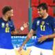 """Neymar sai em defesa de Paquetá após jogador receber cartão por carretilha: """"Sinceramente eu não entendo o motivo!"""""""