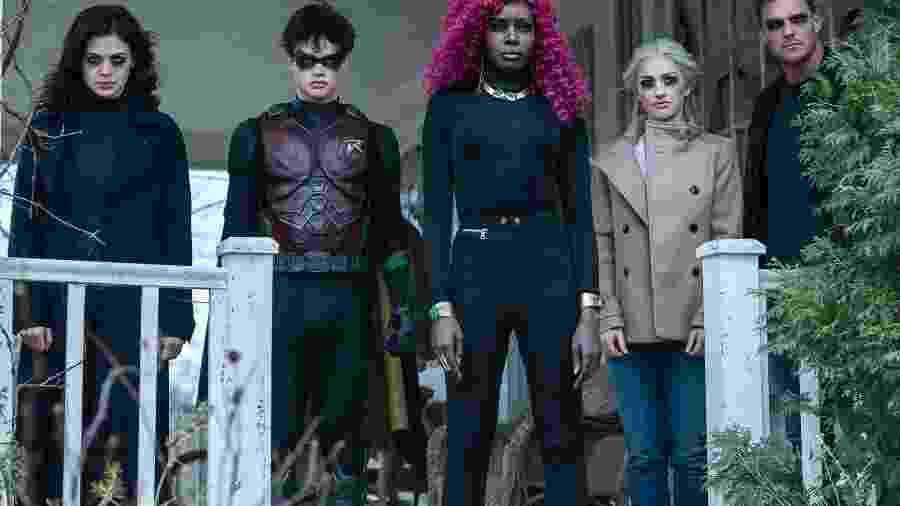 Importante vilã da DC será introduzida na série Titãs -