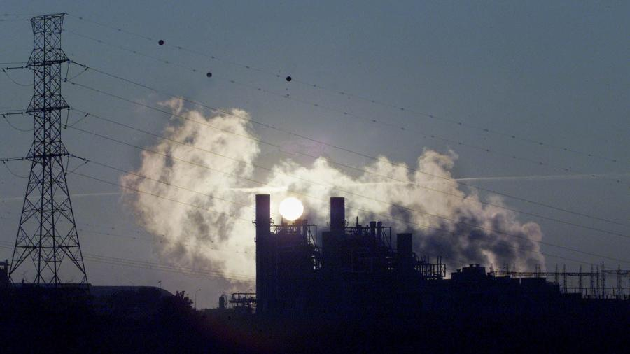 Usina termelétrica a gás natural em Uruguaiana (RS) 18/05/2001REUTERS/Paulo Whitaker - Paulo Whitaker/Reuters