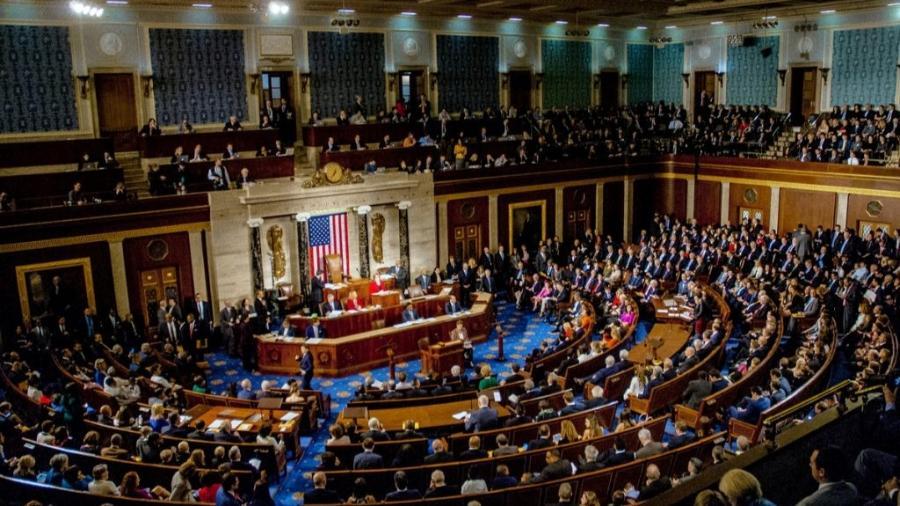 Senado dos EUA  - Shutterstock