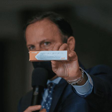 Coronavac: Anvisa autoriza importação de 6 milhões de doses da vacina - Flickr/Governo do Estado de São Paulo