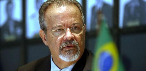 O ministro da Defesa, Raul Jungmann