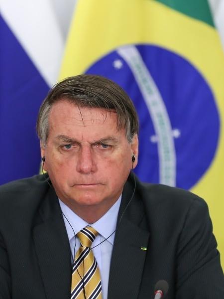 Sou daltônico: todos têm a mesma cor', diz Bolsonaro sem citar morte no RS - 20/11/2020 - UOL Notícias