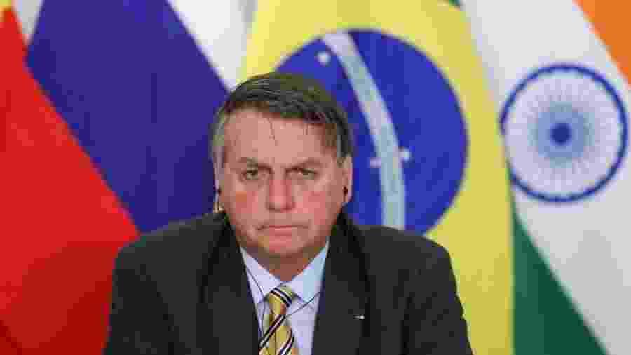 Presidente da República Jair Bolsonaro                              -                                 MARCOS CORRêA/DIVULGAçãO