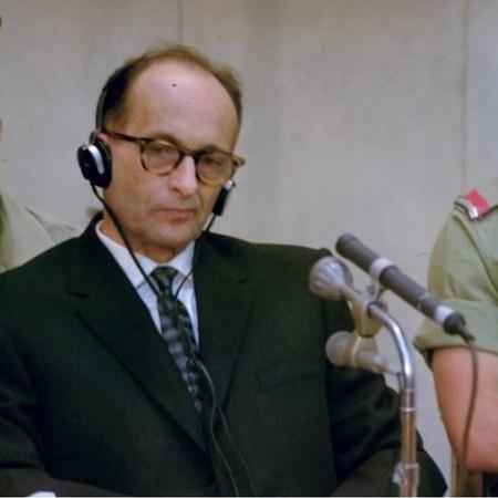 Adolf Eichmann em Israel - Wikimedia Commons
