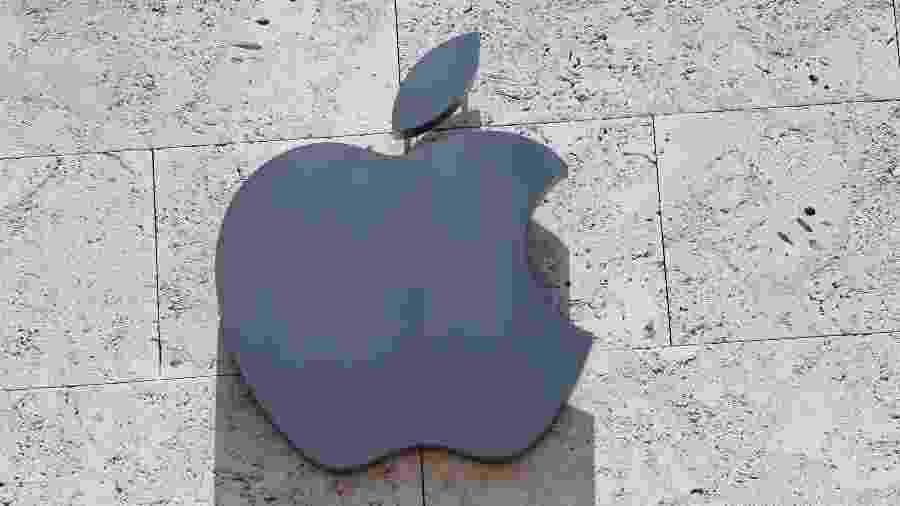 Logo da Apple - Logo da Apple
