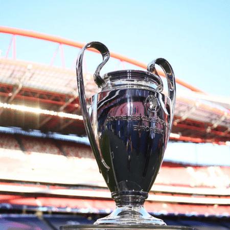 Troféu da Champions League - GettyImages