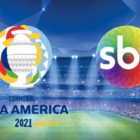 SBT teve ótima audiência com a Copa América (Reprodução)  - Reprodução / Internet