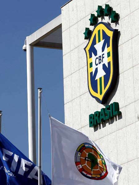 Sede da Confederação Brasileira de Futebol, a CBF, no Rio de Janeiro (AP Photo/Silvia Izquierdo) -