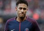 Exames descartam fratura, mas Neymar vira dúvida contra o Real Madrid - Benoit Tessier/Reuters
