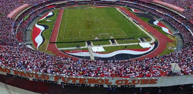 Estádio tricolor completará 58 anos de história nesta temporada