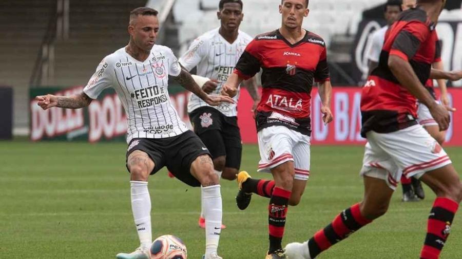 Corinthians empatou com o Ituano no fim de semana. Paulistão foi paralisado por tempo indeterminado - Daniel Augusto Jr./Agência Corinthians