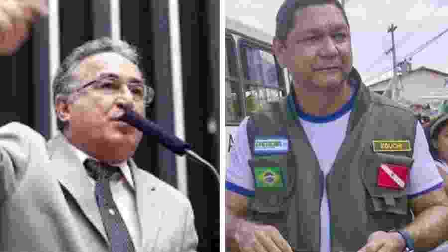 Deputado Edmilson Rodrigues e Delegado Eguchi voltam a se enfrentar dia 29 - Deputado Edmilson Rodrigues e Delegado Eguchi voltam a se enfrentar dia 29