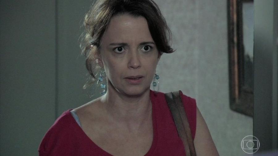 Lorraine (Dani Barros), de Império (reprodução TV Globo) - Reprodução / Internet