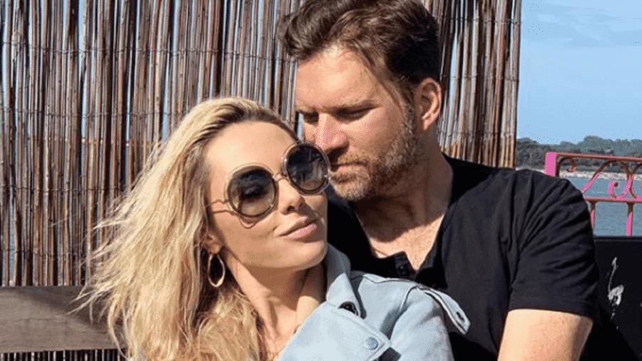 Carlos Bertolazzi e Ingrid (Foto: Reprodução/Instagram) - Carlos Bertolazzi e Ingrid (Foto: Reprodução/Instagram)